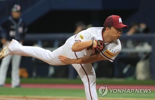 '김성민 무실점' 넥센, '이승엽 은퇴투어' 삼성에 2연승
