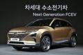 Voiture à hydrogène de la prochaine génération de Hyundai