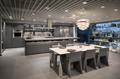 Sala de exposiciones de la cocina de LG