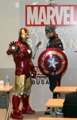 Cine 3D de Marvel en Busan