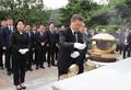 金大中元大統領の死去から8年