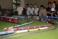 鉄道模型がいっぱい