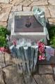 Lápida memorial de un testigo extranjero del levantamiento prodemocrático en Gwangju