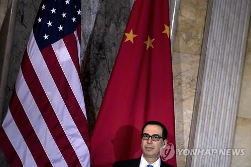"""中외교부 """"미국은 中개인·기관겨냥 일방적 제재 중단하라"""" 요구"""