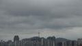 Cielo gris en Seúl