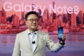 Présentation du Galaxy Note 8