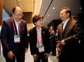韓中日環境相会合が開幕