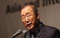 El exjefe de la ONU en una conferencia sobre derecho internacional