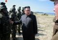 韓国の島占領想定し訓練 正恩氏視察