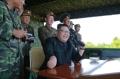 Kim Jong-un asiste a un ejercicio de las fuerzas de operaciones especiales