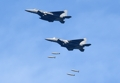 Entrenamiento de cazas F-15K