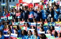 Cumbre de estudiantes extranjeros sobre Dokdo