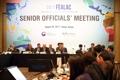 Reunión ministerial del FOCALAE