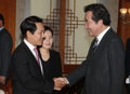PM et chef de la diplomatie laotienne