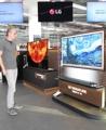 El televisor OLED Signature de LG en Berlín