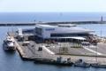 束草港に国際クルーズターミナル完成