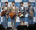 4人組バンド「iz」がデビュー