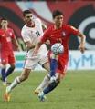 韓国 イランとドロー
