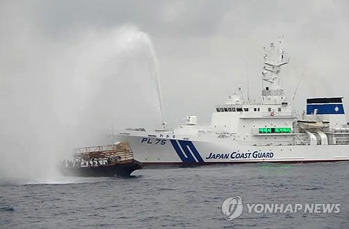 北 미사일 위협 증가에 日서 전란보험 가입 어선 증가