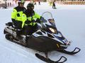 La policía operará los equipos de motonieves para los JJ. OO. de Invierno de PyeongChang