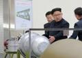 「火星14」の核弾頭公開