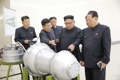ICBM搭載用の「水爆」公開