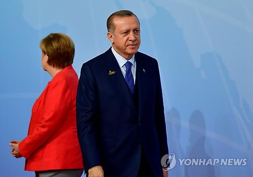 獨정부, 터키 '안보위협 국가' 리스트 등재 검토