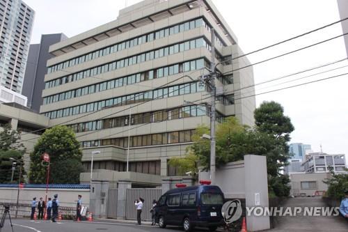 日도쿄 조선총련 건물에 오늘 새벽 총격…현장서 남성 2명 체포