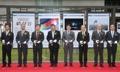 韓中日合同写真展が開幕