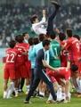 Corea del Sur se clasifica para su 9ª Copa Mundial de la FIFA consecutiva