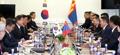 Sommet Corée-Mongolie