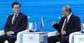 韓ロ大統領 国際会議で議論