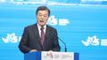 東方経済フォーラムで演説