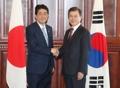 Cumbre entre Corea del Sur y Japón