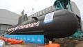 El nuevo submarino surcoreano