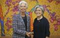Chef de la diplomatie et directrice générale du FMI