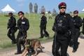 警察特攻隊がテロ予防活動