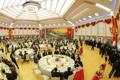 Banquete de celebración de la exitosa prueba nuclear de Corea del Norte