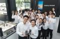 Estudio de Galaxy de Samsung en Singapur