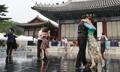 Tango dans un palais traditionnel