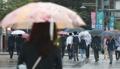 Un lunes lluvioso