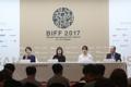 Conférence de presse sur le BIFF