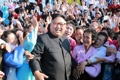 Kim Jong-un meets teachers from remote areas