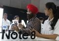 삼성, 인도서도 갤노트8 출시…인도시장 1위 수성 나서