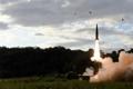 ミサイル発射で北朝鮮に対抗