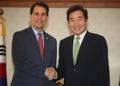 PM et gouverneur du Wisconsin
