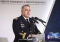 Allocution du chef de l'armée de terre américaine