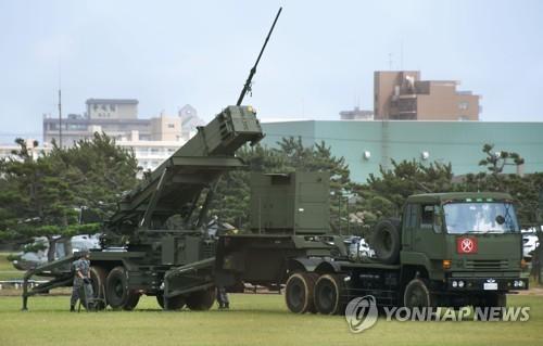日, 北미사일 상공 통과 홋카이도서 패트리엇 이동 배치