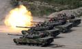 韓米海兵隊が合同訓練