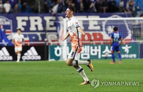 한라운드 최다골·82m 장거리골…K리그 30라운드 '기록풍년'